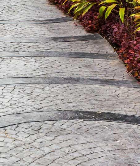 King's Lawn Care LLC Decorative Concrete