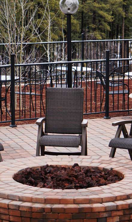 King's Lawn Care LLC Outdoor Fire Pits