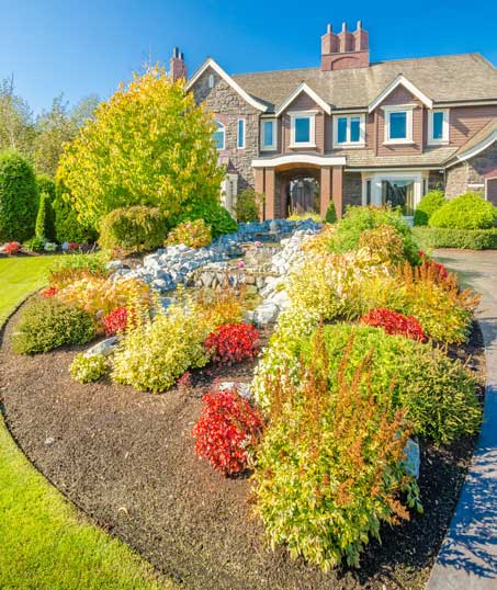 King's Lawn Care LLC Landscape Design