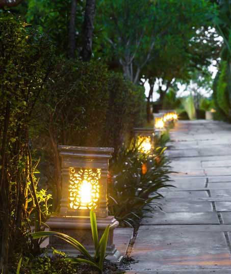 King's Lawn Care LLC Residential Landscape Lighting