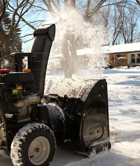 King's Lawn Care LLC Residential Snow Removal