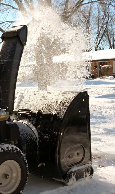 King's Landscape LLC Residential Snow Removal